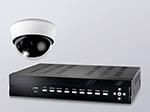 AHDカメラ屋外対応220万画素赤外線搭載カメラ