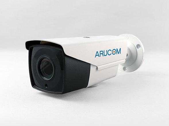 SET622 大型施設に最適!屋外用バレットカメラ&屋内用ドームカメラセット