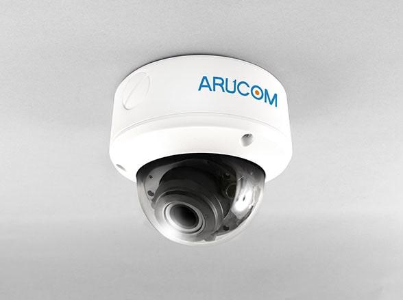 SET623 大型施設に最適!屋外用バレットカメラ&屋内/屋外用ドームカメラセット